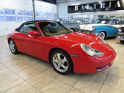2000 Porsche 911 Cabriolet for sale 100954645