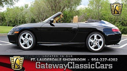 2000 Porsche 911 Cabriolet for sale 100999694