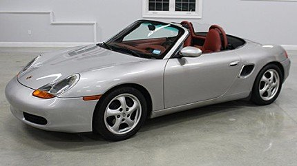 2000 Porsche Boxster for sale 100845981