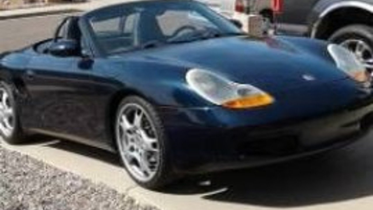 2000 Porsche Boxster for sale 100971797