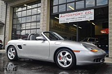 2000 Porsche Boxster S for sale 100885338