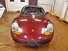 2000 Porsche Boxster for sale 100999831