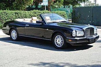 2000 Rolls-Royce Corniche for sale 100904024