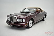 2000 Rolls-Royce Corniche for sale 100879151