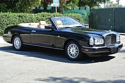 2000 Rolls-Royce Corniche for sale 100904024