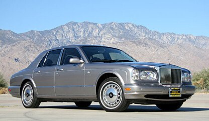 2000 Rolls-Royce Silver Seraph for sale 100762581