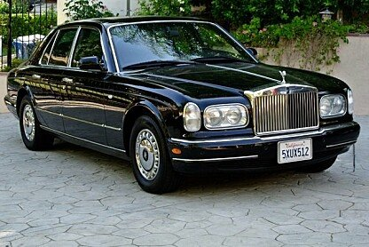2000 Rolls-Royce Silver Seraph for sale 100887529