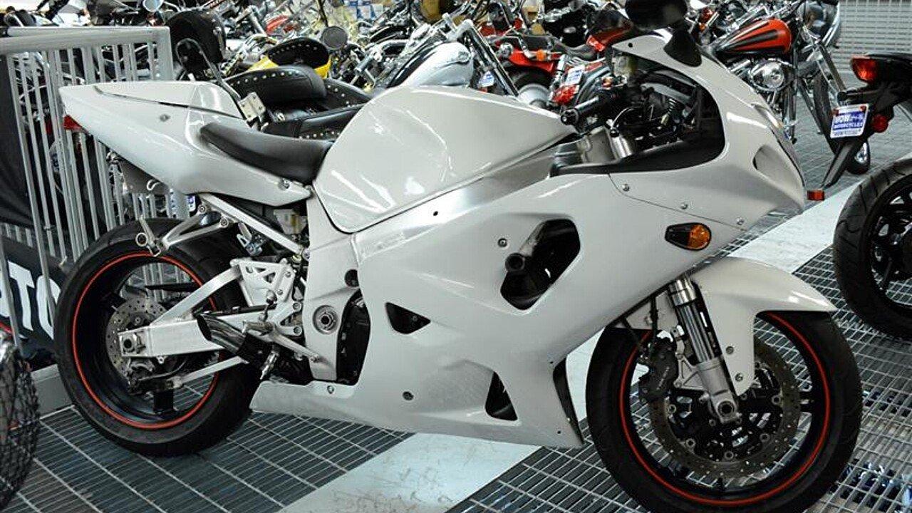 2000 Suzuki GSX-R750 for sale 200523213
