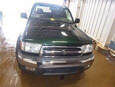 2000 Toyota 4Runner 4WD SR5 for sale 100982858