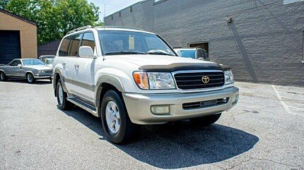 2000 Toyota Land Cruiser for sale 100776800