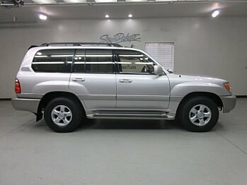 2000 Toyota Land Cruiser for sale 100870878
