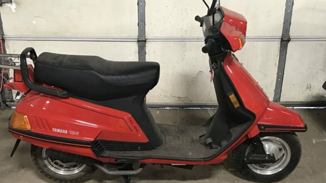 2000 Yamaha Riva 125 for sale 200494739