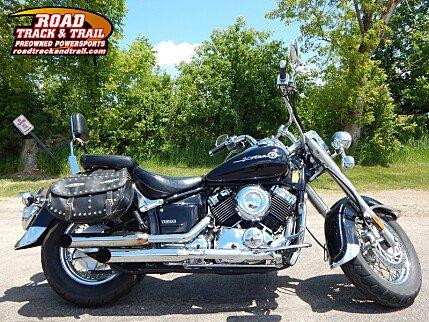 Yamaha V Star 650 Custom Motorcycles For Sale In Florida