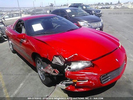 2000 chevrolet Camaro Coupe for sale 101015207