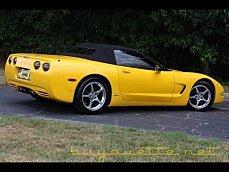 2000 chevrolet Corvette Convertible for sale 100821530
