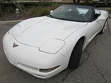 2000 chevrolet Corvette Convertible for sale 100995836