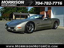 2000 chevrolet Corvette Convertible for sale 101028368