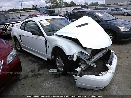 2000 ford Mustang Coupe for sale 101015955