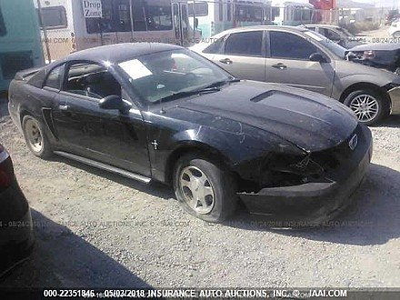2000 ford Mustang Coupe for sale 101015992