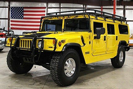 2000 hummer H1 4-Door Wagon for sale 101007541