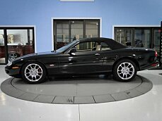 2000 jaguar XKR Convertible for sale 101041918