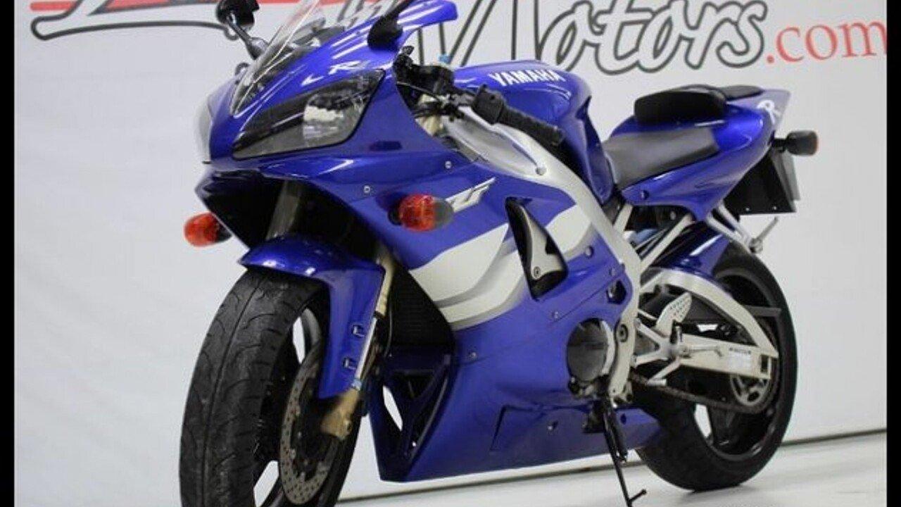 2000 yamaha YZF-R1 for sale 200593442