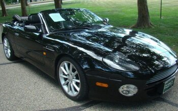 2001 Aston Martin DB7 Vantage Volante for sale 100736433