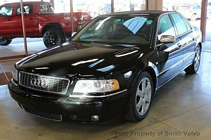 2001 Audi S8 for sale 100725233