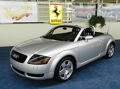 2001 Audi TT 1.8T quattro Roadster w/ 225hp for sale 100882553