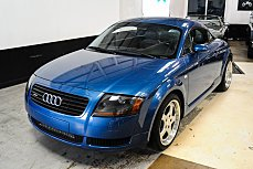 2001 Audi TT 1.8T quattro Coupe w/ 225hp for sale 100727091