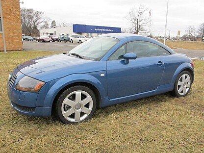 2001 Audi TT for sale 100859424