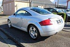 2001 Audi TT 1.8T quattro Coupe w/ 225hp for sale 100909621