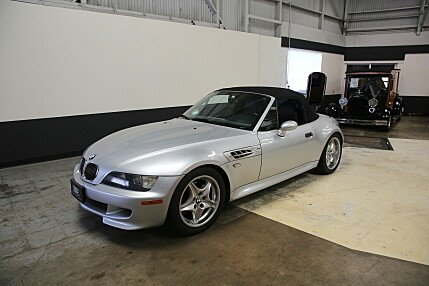 2001 BMW M Roadster for sale 100872527