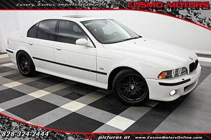2001 BMW M5 for sale 100978280