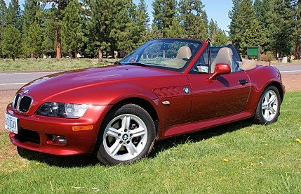 2001 BMW Z3 2.5i Roadster for sale 100763684