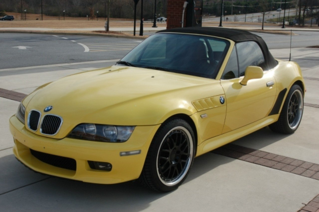 2001 Bmw Z3 3 0i Roadster For Sale Near Buford Georgia 30518 Classics On Autotrader