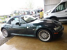 2001 BMW Z3 3.0i Roadster for sale 100866832