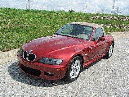 2001 BMW Z3 2.5i Roadster for sale 100879669