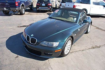 2001 BMW Z3 2.5i Roadster for sale 100916090