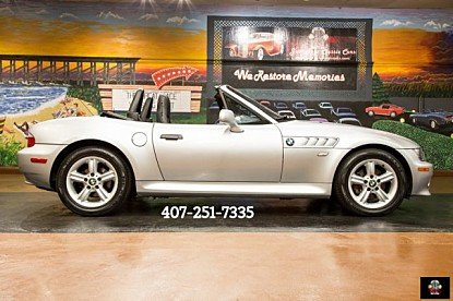 2001 BMW Z3 2.5i Roadster for sale 100946257
