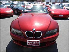 2001 BMW Z3 2.5i Roadster for sale 100976536