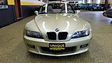 2001 BMW Z3 2.5i Roadster for sale 100989101