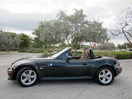2001 BMW Z3 2.5i Roadster for sale 100995813