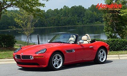 2001 BMW Z8 for sale 100923632