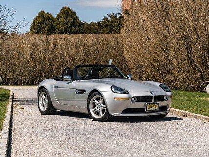 2001 BMW Z8 for sale 100995357