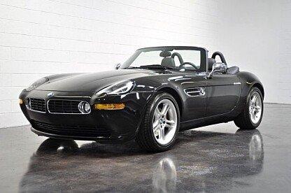 2001 BMW Z8 for sale 101008934