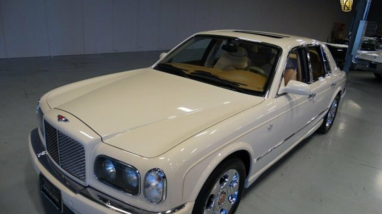 2001 bentley arnage red label for sale near o fallon illinois 2001 bentley arnage red label for sale 100739655 vanachro Choice Image