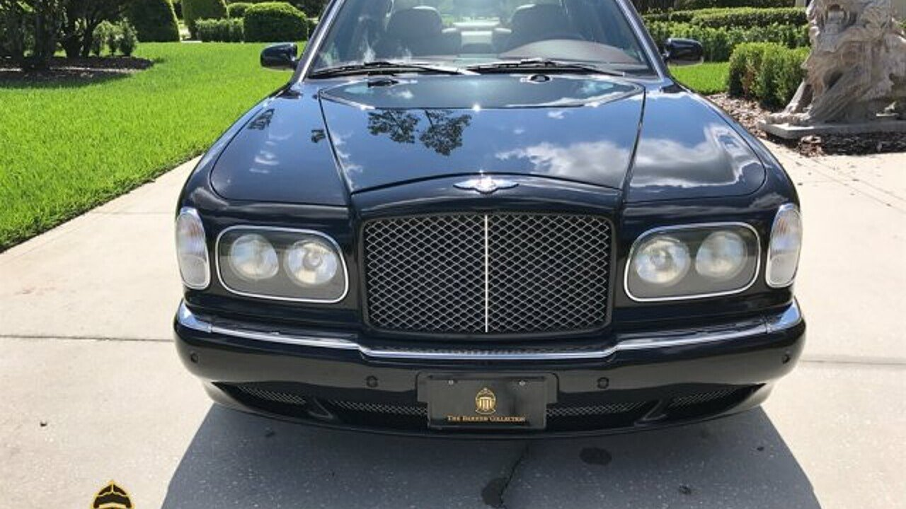 2001 bentley arnage red label for sale near oakwood georgia 30566 2001 bentley arnage red label for sale 100897974 vanachro Choice Image