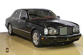 2001 Bentley Arnage Red Label for sale 100897974