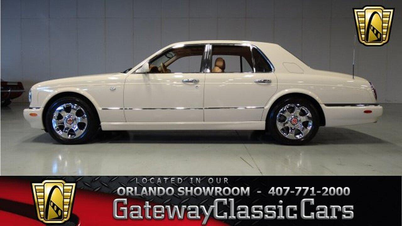 2001 Bentley Arnage Red Label for sale 100963423